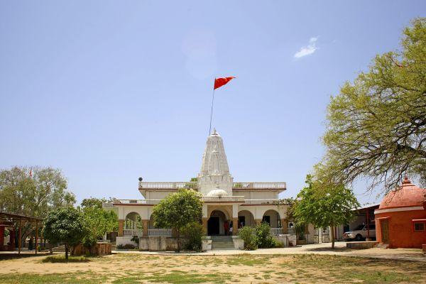 Kailash ashram